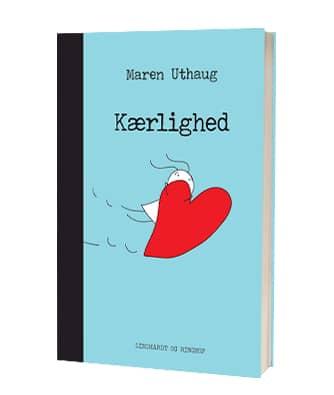 'Kærlighed' af Maren Uthaug