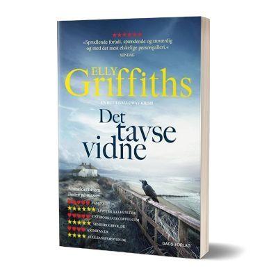'Det tavse vidne' af Elly Griffiths