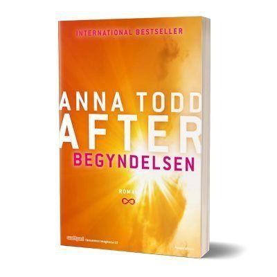 'After - Begyndelsen' af Anna Todd