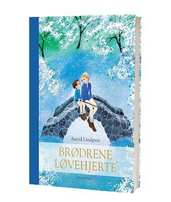 'Brødrene Løvehjerte' af Astrid Lindgren