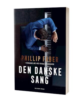 'Den danske sang' af Phillip Faber