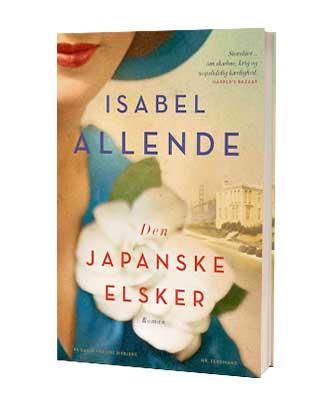 'Den japanske elsker' af Isabel Allende - find bogen hos Saxo