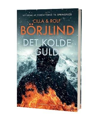 'Det kolde guld' af Cilla og Rolf Börjlind - 6. bog i Rönning Stilton-serien