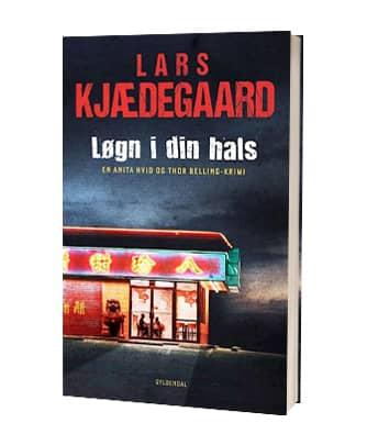 'Løgn i din hals' af Lars Kjædegaard - serielæsning