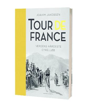 'Tour de france' af Joakim Jakobsen