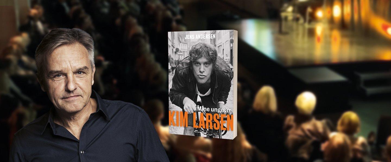 Jens Andersen forfatteraften