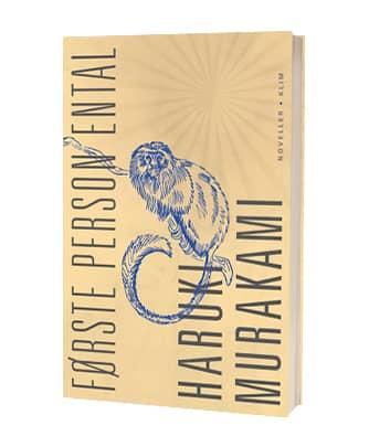 'Første person ental' af Haruki Murakami - køb bogen hos Saxo