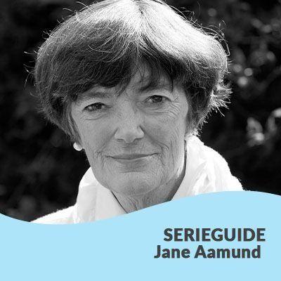 Oversigt over Jane Aamunds bøger
