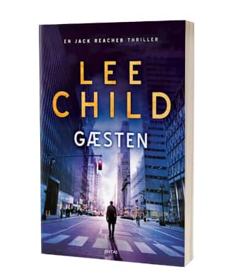 'Gæsten' af Lee Child - 4. bog i serien
