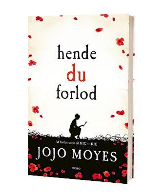 'Hende du forlod' af Jojo Moyes