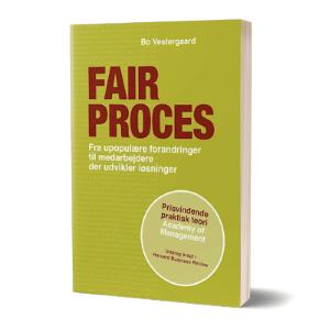 'Fair process' af Bo Vestergaard