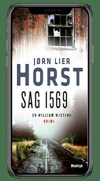 Lydbogen 'Sag 1569' af Jørn Lier Horst