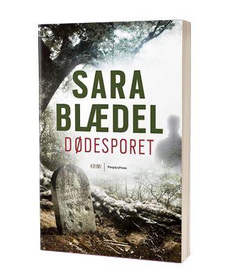 'Dødesporet' af Sara Blædel