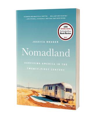'Nomadland' af Jessica Bruder