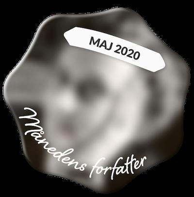 Astrid Lindgren som månedens forfatter i maj 2020