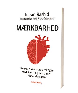Bogen 'Mærkbarhed' af Imran Rashid