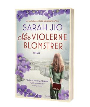 'Når violerne blomstrer' af Sara Jio