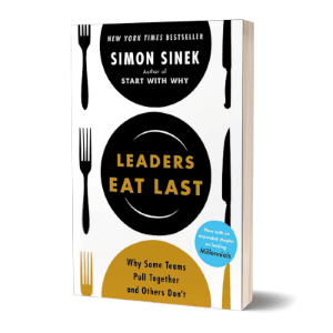 'Leaders eat last' af Simon Sinek