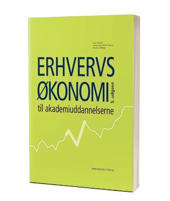 'Erhvervsøkonomi til akademiuddannelserne' af Lone Hansen