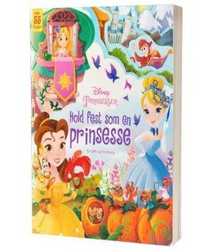 'Hold fest som en prinsesse' af Disney Prinsesser