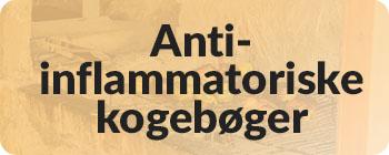 Antiinflammatoriske kogebøger