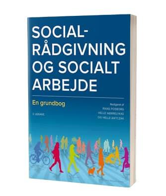 Bogen 'Socialrådgivning og socialt arbejde'