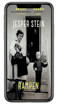 Bogen 'Rampen' af Jesper Stein