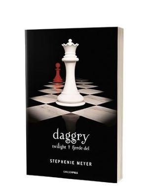 'Daggry' fjerde del i Twilight-serien af Stephenie Meyer