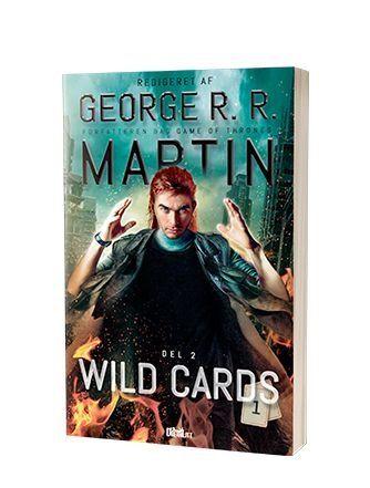 'Wild cards' af George RR Martin