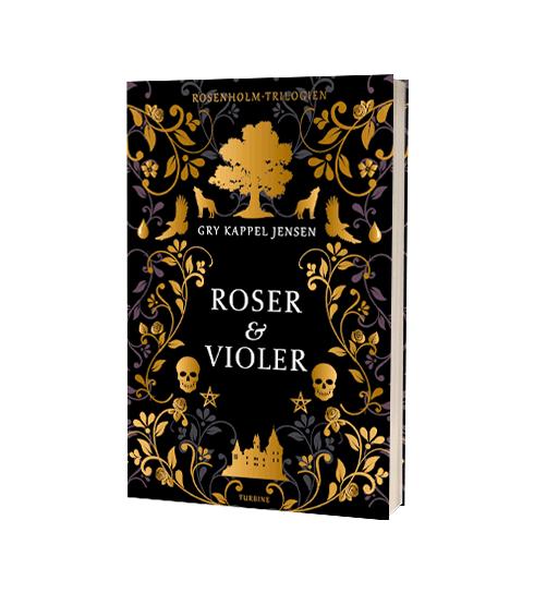 'Roser og violer' af Gry Kappel Jensen