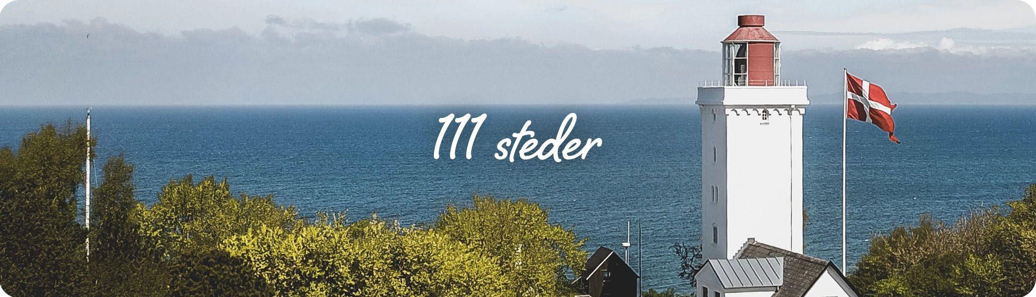 111 steder i Danmark