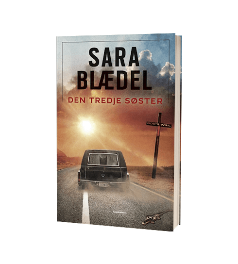 Bogen 'Den tredje søster' af Sara Blædel