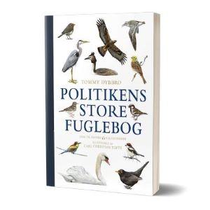 'Politikkens store fuglebog' af Tommy Dybbro