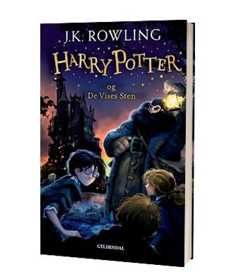 'Harry Potter og de vises sten' af J.K Rowling