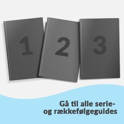 Find rækkefølge- og serieguides