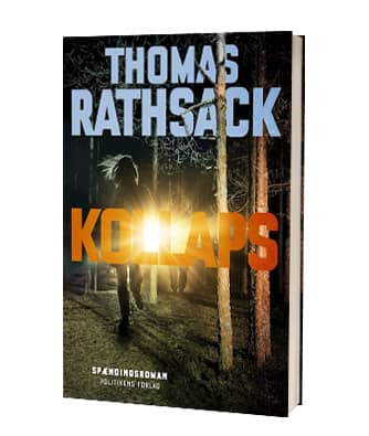 'Kollaps' af Thomas Rathsack - 5. bog i serien