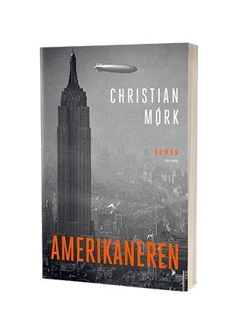 'Amerikaneren' af Christian Mørk