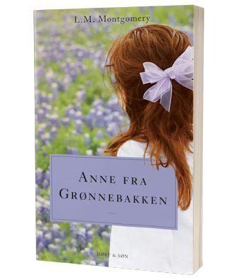 'Anne fra Grønnebakken' af L M Montgomery