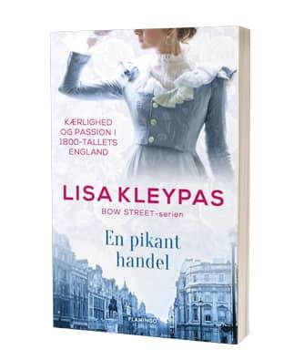 Lisa Kleypas' bog 'En pikant handel' (2020)