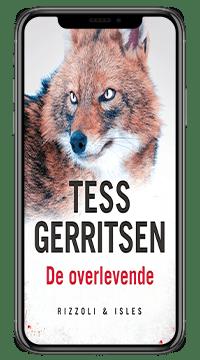 Krimien 'De overlevende' af Tess Gerritsen