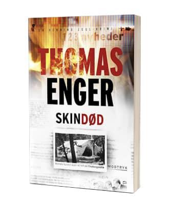 'Skindød' af Thomas Enger