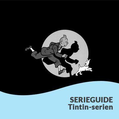 Oversigt over Tintin-bøgerne