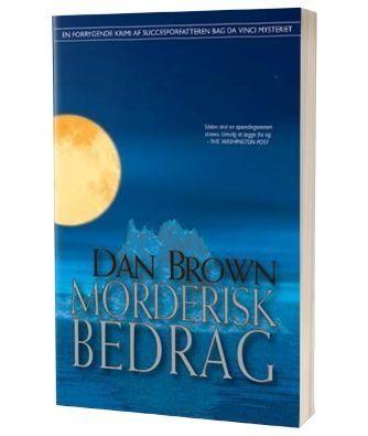'Morderisk bedrag' af Dan Brown