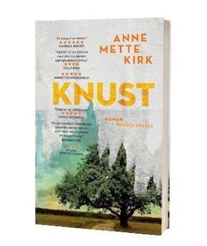'Knust' af Anne Mette Kirk - første bog i serien