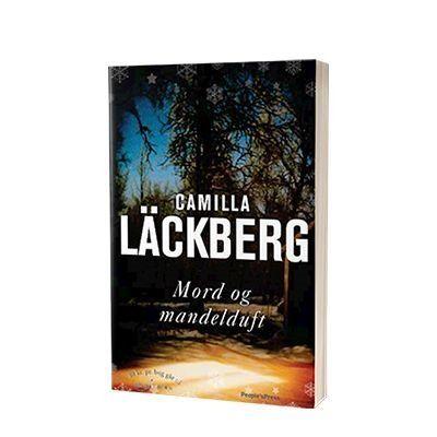 'Mord og mandelduft' af Camilla Lackberg