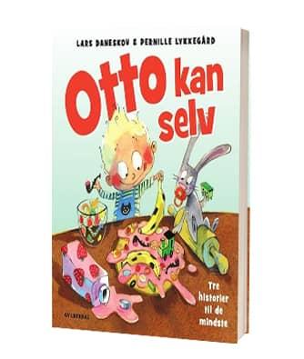 'Otto kan selv' af Lars Daneskov og Pernille Lykkegård - find bogen hos Saxo