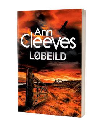'Løbeild' af Ann Cleeves