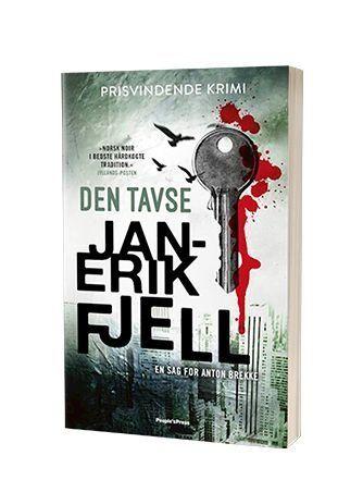 'Den tavse' af Jan-Erik Fjell