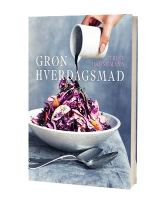 'Grøn hverdagsmad' af Trine Hahnemann
