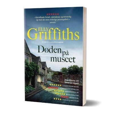 'Døden på museet' af Elly Griffiths